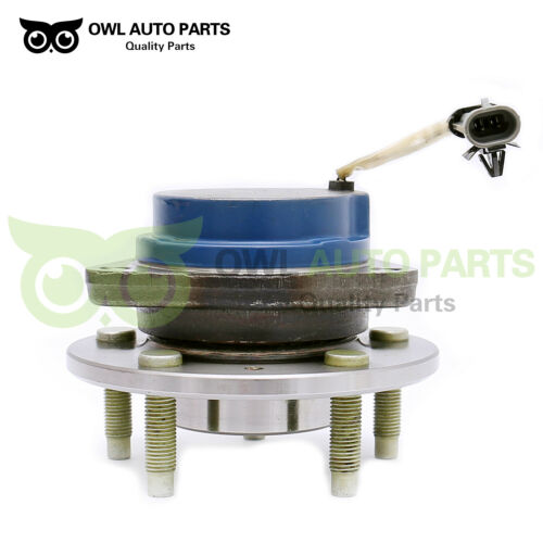 Front Wheel Bearing And Hub Assembly for Cadillac CTS STS RWD w//ABS 5Lug 512246