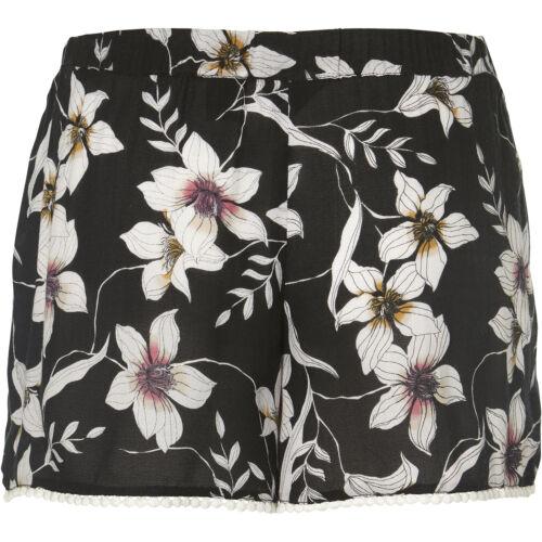 O/'Neill Strandshort Short LW M und M BEACH SHORTS schwarz Blumenmuster