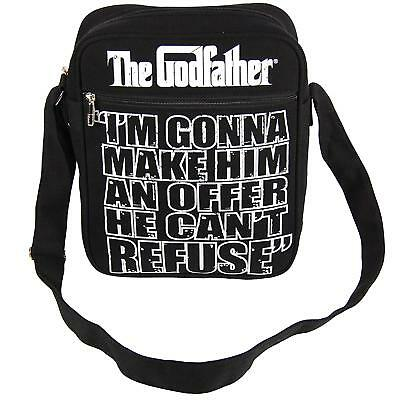The Godfather Il Padrino Borsa Bag Messenger Official Merchandise Dolorante