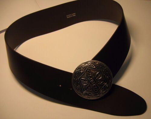 Femmes Cuir Ceinture Magique 7 cm large en 3 couleurs leather belt BW 85-145 cm