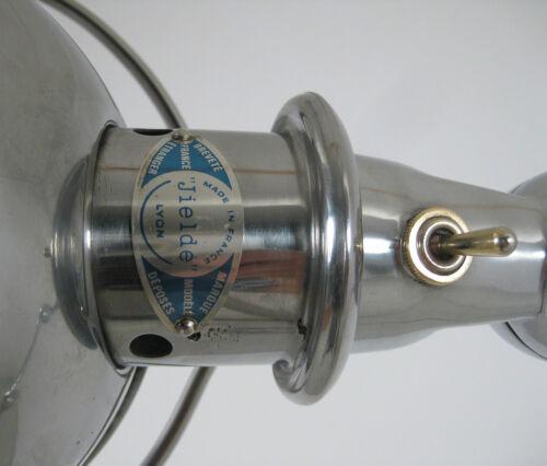 étiquette pour lampe JIELDE 10 Rivets pour plaque