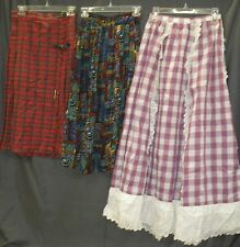 Lot of 30 Vintage Skirts Pants Shorts 60s to 80s