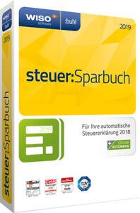 WISO-steuer-Sparbuch-2019-fuer-die-Steuererklaerung-2018-CD-und-Handbuch