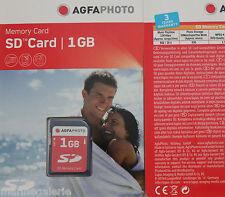 Lot carte SD 1 + 2 GO GB mémoire Secure Digital 1 de chaque neuves stock France