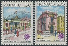 1990 MONACO N°1724/1725** EUROPA CEPT, COMPLETE SET MNH