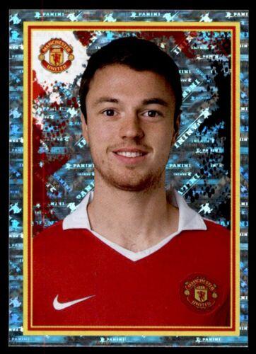 106 Panini Manchester United 2010-2011 Jonny Evans Plata no