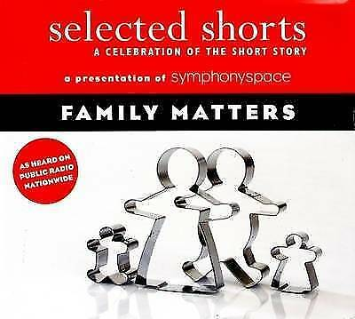 Family Matters: A Celebration of the Short Story (Selected Shorts), Symphony Spa