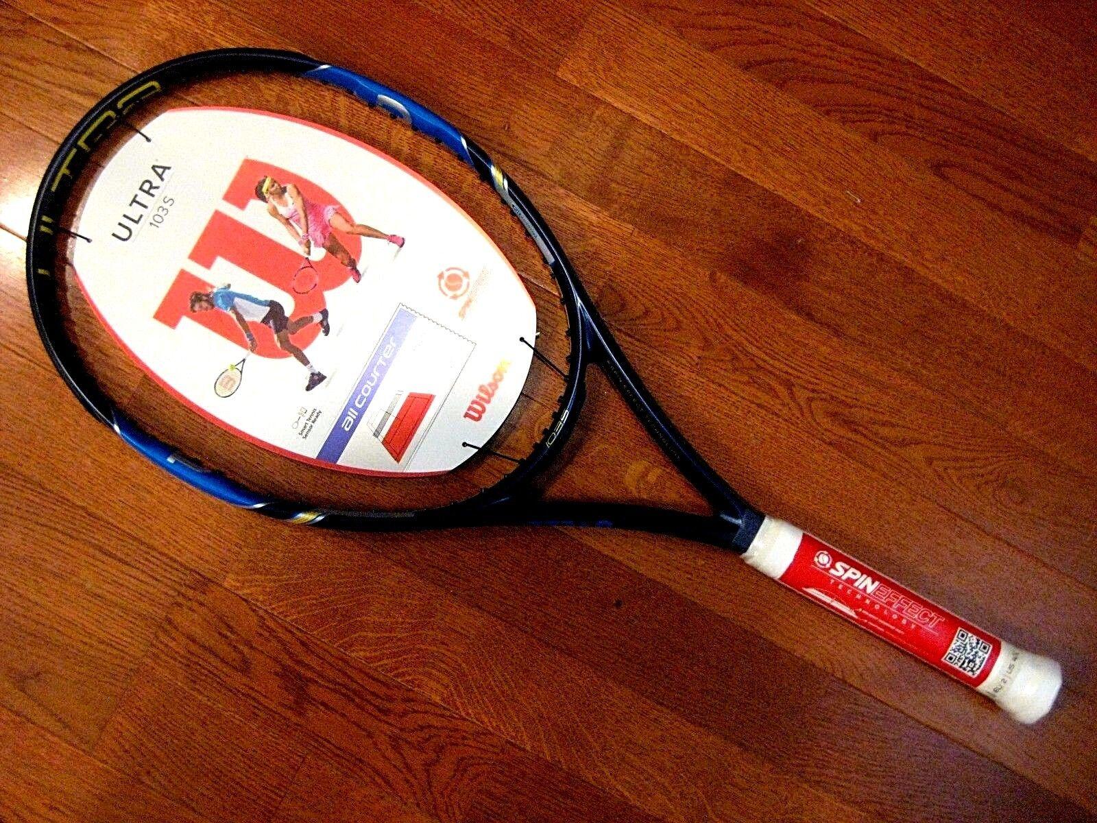 Wilson Ultra 103S Tennis Racquet (Brand Nuovo!)
