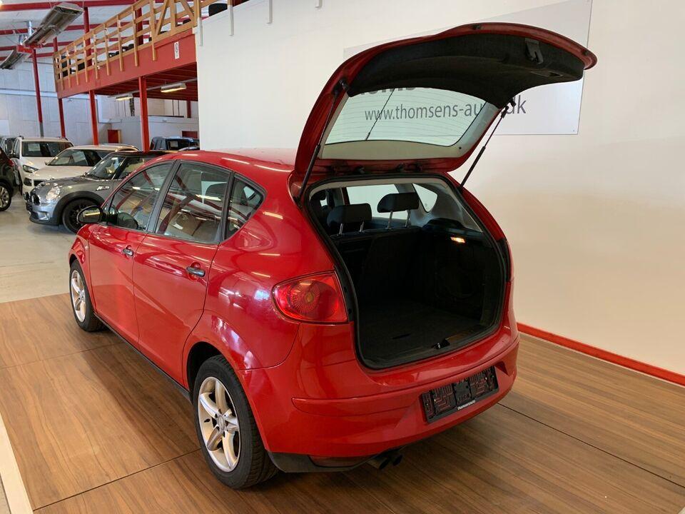 Seat Altea 1,9 TDi 105 Reference Diesel modelår 2004 km