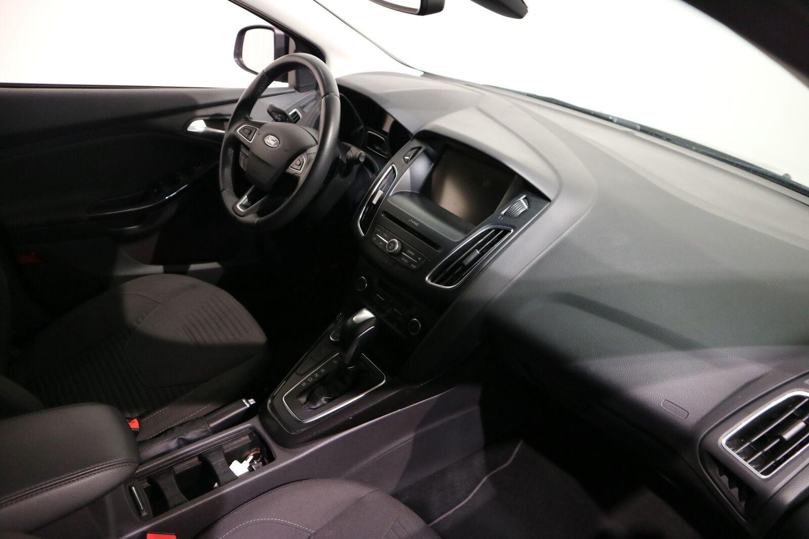 Ford Focus 1,5 TDCi 120 Titanium stc. aut. - billede 13
