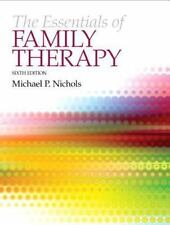 The Essentials of Family Therapy by Michael P. Nichols (2013, Paperback)