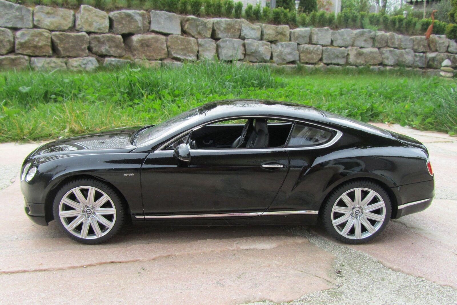 RC Bentley Continental GT Speed 1 14 27MHz  Top Top Top Qualität  404510 0162e1
