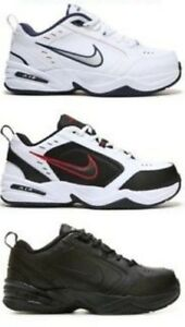 c3e61fc4 NIKE AIR MONARCH IV 4 EXTRA WIDE 4E WALKING SHOES SNEAKERS MENS RED ...