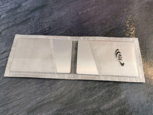 Tread Lite Gear Ultralight Dyneema Cuben Fiber SUL Card Slip Wallet 2.2g