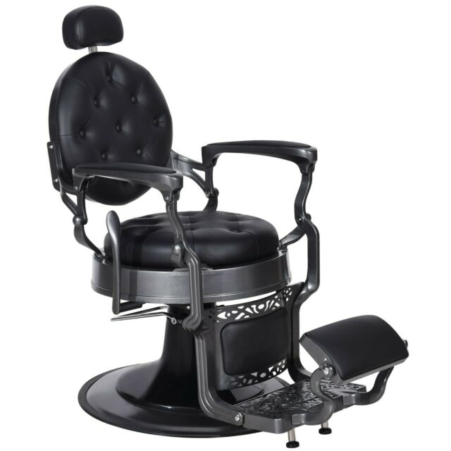 Barberpub Vintage Barber Chair Hydraulic Recline Salon Beauty Spa Equipment 3848 For Sale Online Ebay