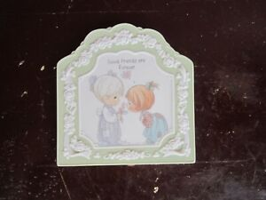 Precious-Moments-034-Good-Friends-Are-Forever-034-wall-decor-for-sale-by-owner