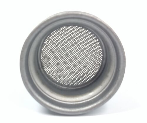 Mesh Cap Screen Air Cleaner Flame Arrestor for Most 1959-72 Chevy Models