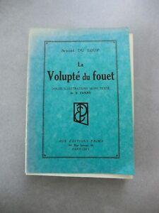Armand-du-Loup-La-Volupte-du-fouet-1938