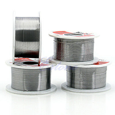 0.6mm Tin Lead Rosin Core Solder Soldering Wire 60/40 New