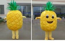 New Tropical Fruit Pineapple Mascot costume adult or kids party or function GIft