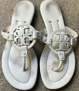 Tory Burch Miller 2 Millers White