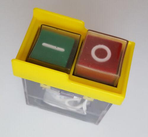 Schalter passend für ZIPPER  Standbohrmaschine ZI-STB 13T /& ZI-STB 16T