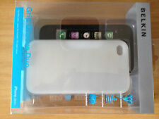 BRAND NEW Belkin Grip Groove Duo for the iPhone 4 F8Z625CW2
