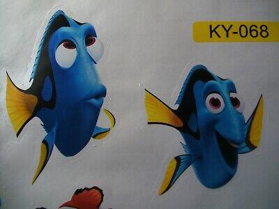 Wandtattoo Badtattoo Tattoo Aufkleber Deko Sticker Meer Fische Schildkrote Hai Ebay