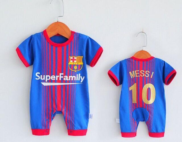 100 Official Licensed Fc Barcelona Short Sleeve Pyjamas For Boys