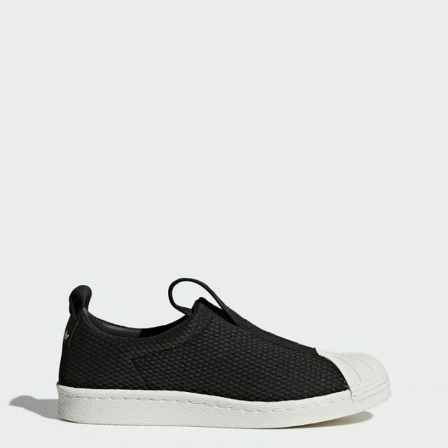 2423180f872 adidas Originals Womens Superstar Slip on W Sneaker Black/black/white 7.5  US for sale online | eBay