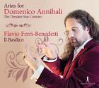 Arias for Domenico Annibali von Flavio Ferri-Benedetti,Carla Nahadi Babelegoto (2016)