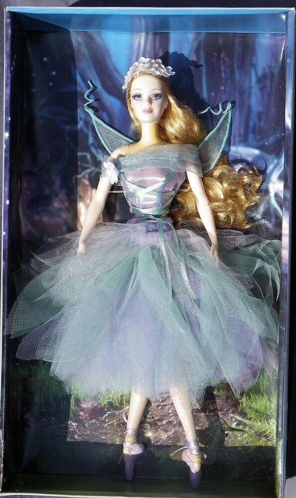 Barbie TITANIA Midsummer Night's Dream ballet Ballerine Danse 2004 Mattel C3819