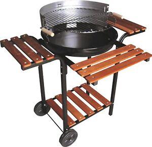 Barbecue bois cuisson