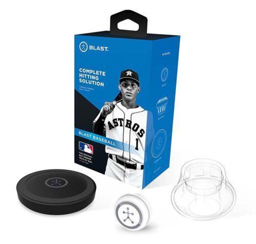 Blast Motion Baseball 360-COMPLET Baseball Swing Capteur-Partenaire Certifié