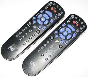 Lot-2-DISH-NETWORK-Bell-ExpressVU-3-1-1-REMOTE-CONTROL-123271-IR-3100-3200-4100