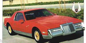 1986-1987-1988-ZIMMER-QUICKSILVER-SPEC-SHEET-Brochure