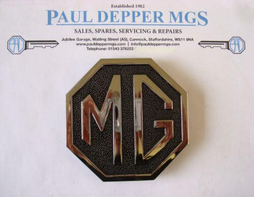 CHA545 Metal MG MGB GT Boot Badge