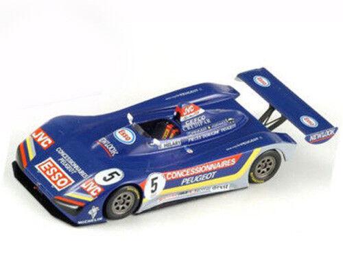 Spark Model 1 43 S1275 Peugeot 905 Spider    5 Winner European Cup 1992 NEW 263791
