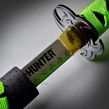 Z-Hunter Katana Undead Apocalypse Zombie Slasher Sword Green Bio-Hazard Walking