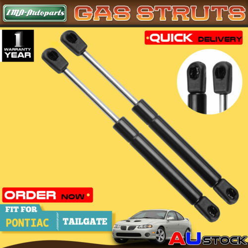 New Pair Tailgate Trunk Gas Strut Lift Supports for Pontiac GTO 2004 2005 2006
