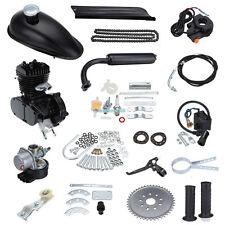 50cc 2-Stroke Gas Motorized Bicycle Kit Bike Petrol Engine Motor Air-cooling