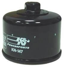 K&N OIL FILTER KN-147 YAMAHA KYMCO XVS1300/A XP500 XCITING MYROAD MXU550