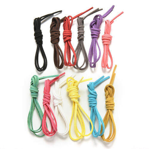 Flat Real Suede Leather Cord Lace Thong Jewellery Making String Craft 1M 3mm JAU