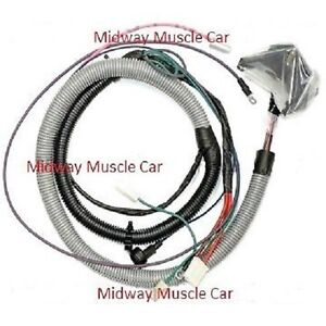 engine wiring harness 76 77 78 79 400 455 350 301 pontiac trans am image is loading engine wiring harness 76 77 78 79 400