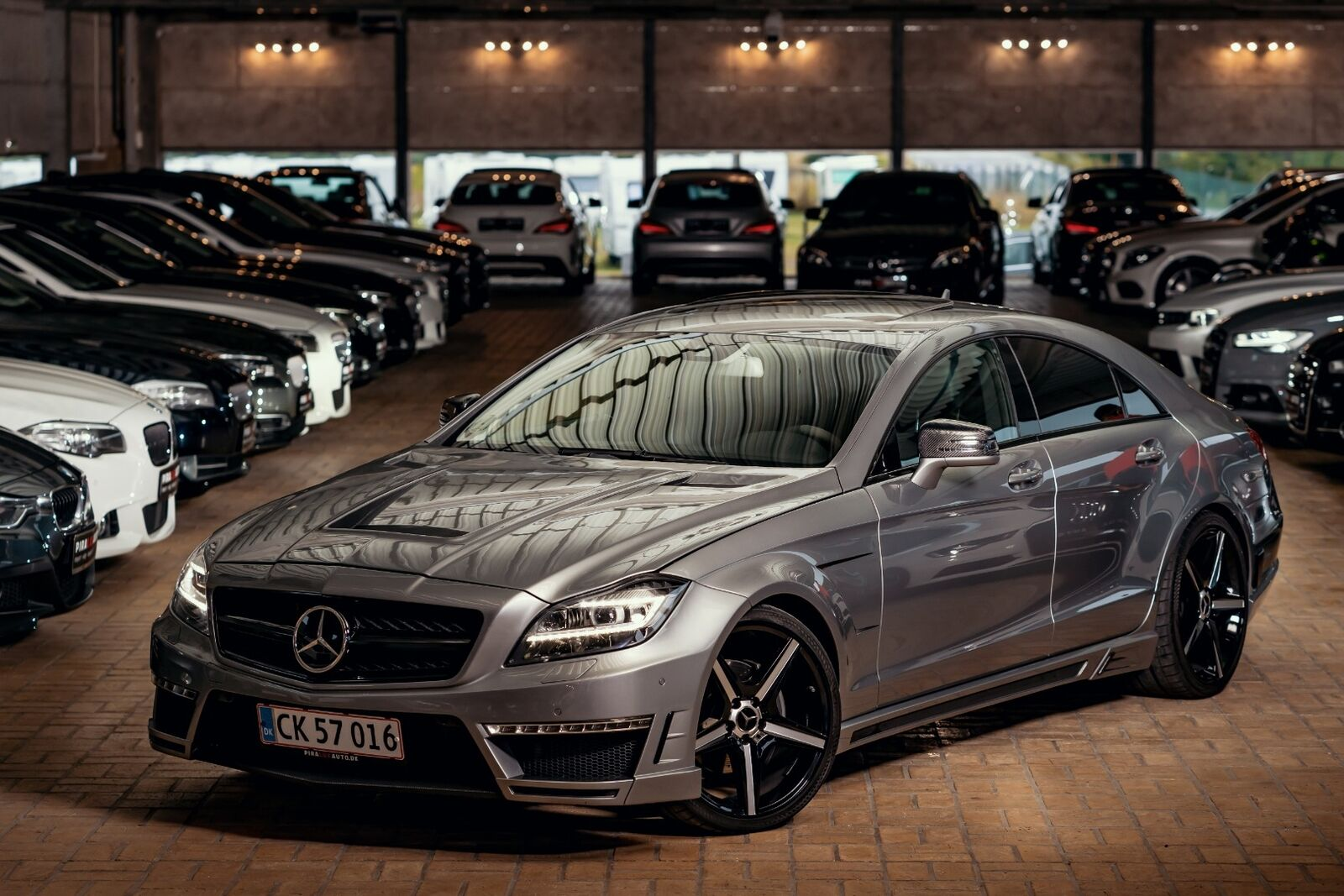 Mercedes CLS350 3,5 AMG Line aut. 4d - 3.300 kr.