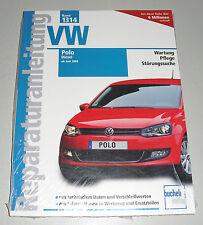 Reparaturanleitung VW Polo V / 6R Diesel TDI, Baujahre ab 2009