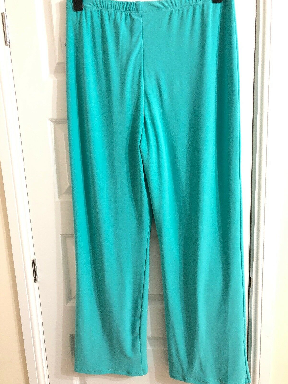 Frank Lyman Green evening trousers size RRP