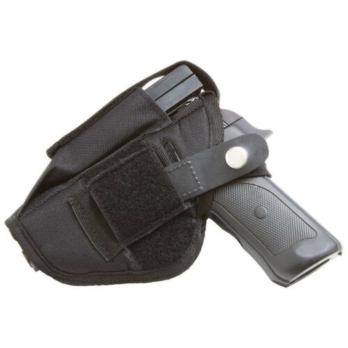 Use Right or Left Handed Small Hip Gun Holster Pouch For Extra Magazine Too