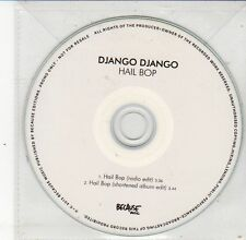 (DS610) Django Django, Hail Bop - 2012 DJ CD
