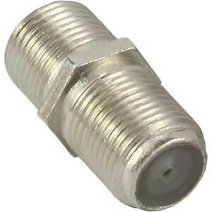 InLine-SAT-F-Verbinder-Doppelbuchse-F-Kupplung-5-Stueck